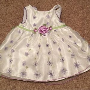 🐣BABY GIRL floral dress🐣